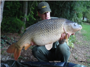 Jim with a nice common